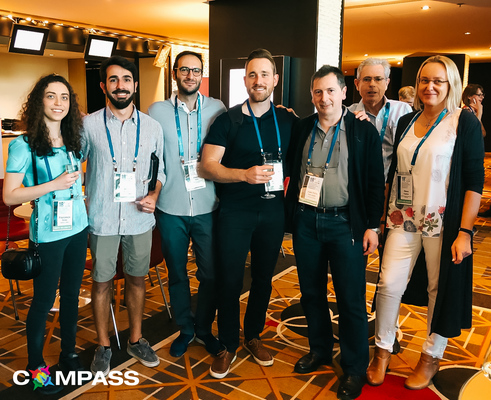 COMPASS at the 27th International Symposium on Space Flight Dynamics