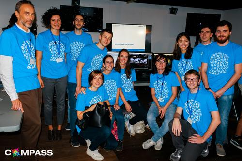 COMPASS joins MeetMeTonight 2017