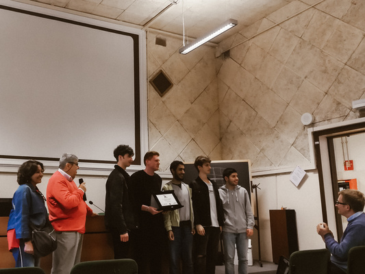 CanSat Italy Competition