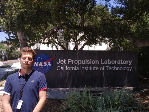 Davide Menzio's research stay extension at the Jet Propulsion Laboratory