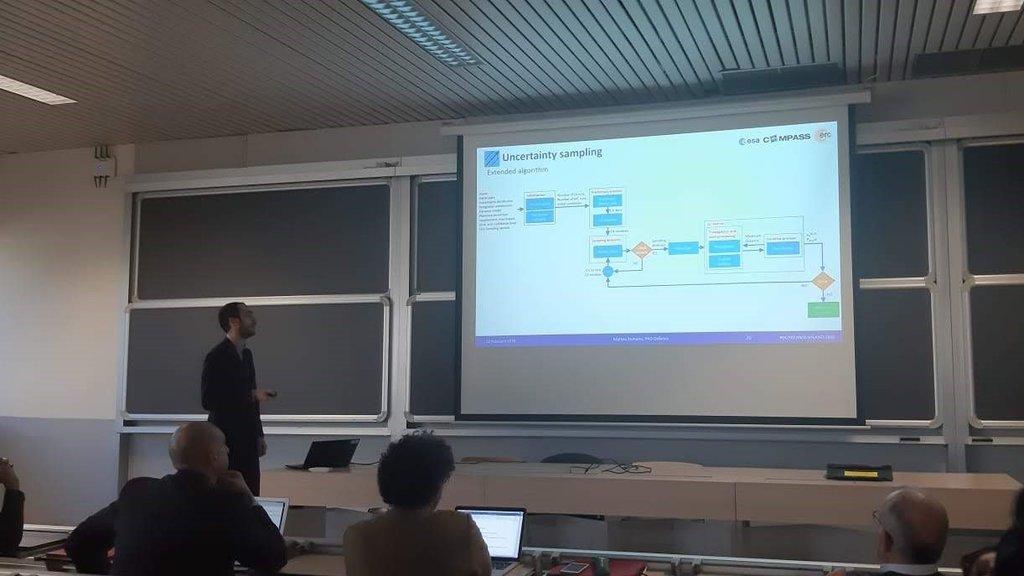 Matteo Romano's PhD Defence
