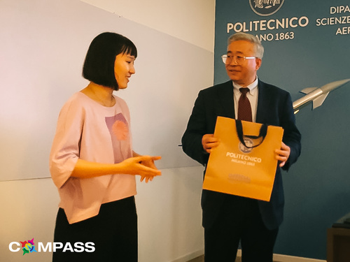 Seminar by Prof. Baojun Pang on the space debris environment